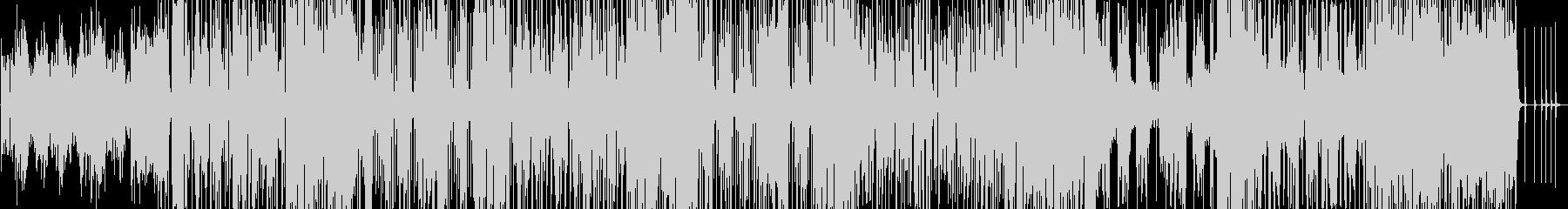 アップテンポの80`sディスコ曲 の未再生の波形