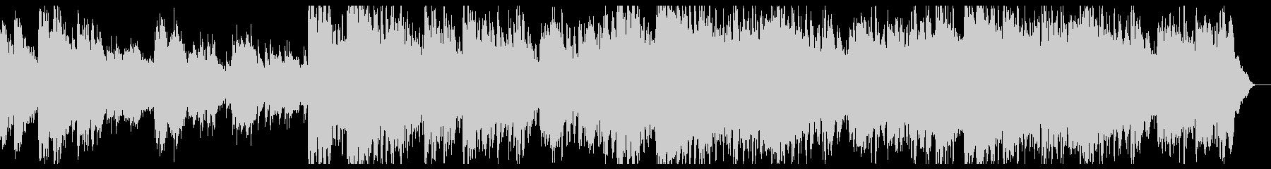 アルペジオギター、リズミカルなFX...の未再生の波形