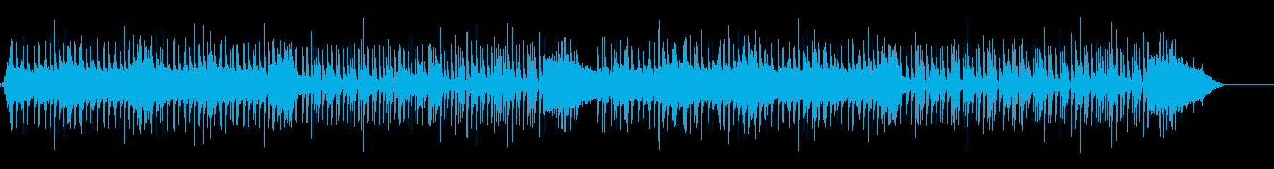 変拍子が特徴的なピアノとギターのプログレの再生済みの波形