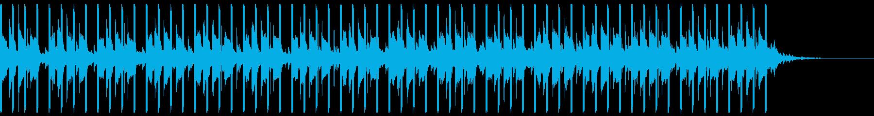 情報技術(30秒)の再生済みの波形
