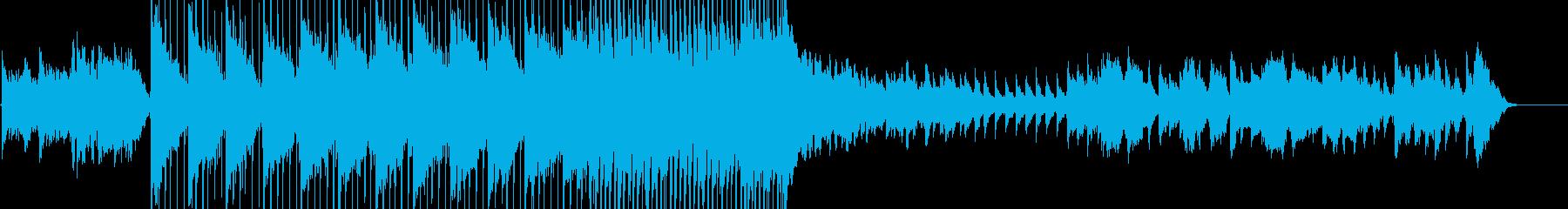 ノスタルジー 青春 オルタナ ロックの再生済みの波形