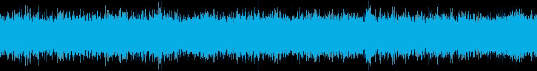 (ビュー)強風_吹雪_台風_ループ_01の再生済みの波形