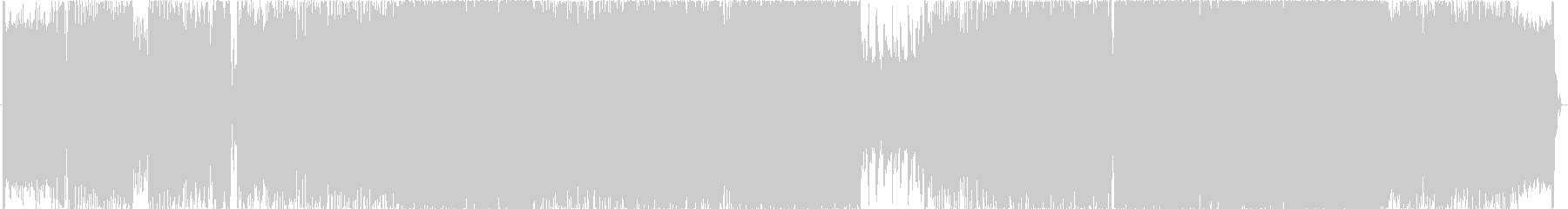王道V系ニューメタルの未再生の波形