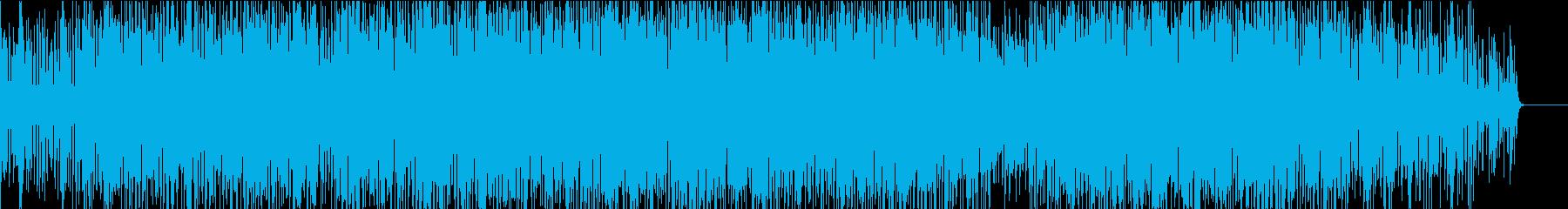 【夏】常夏の島のバカンスでのんびりチルの再生済みの波形