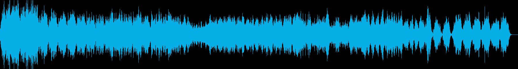 フォーレの管弦楽のような美しいインストの再生済みの波形