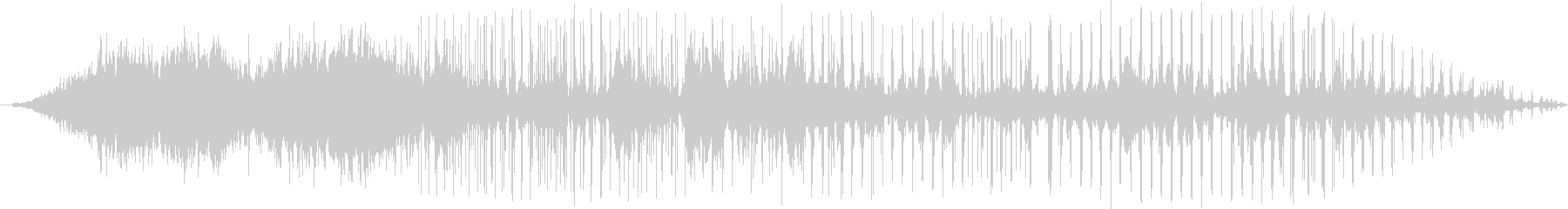 スヌーカープールの未再生の波形