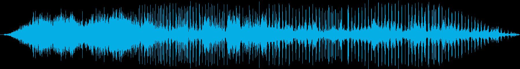 スヌーカープールの再生済みの波形