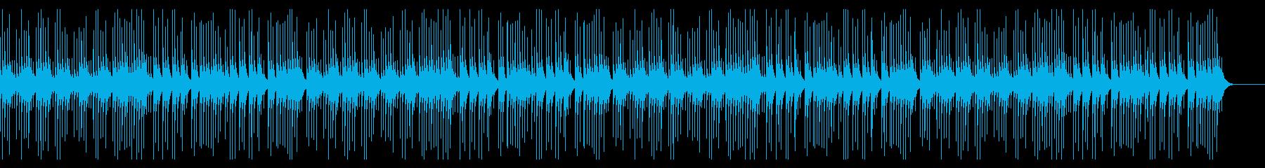 ジングルベル オルゴール遅の再生済みの波形