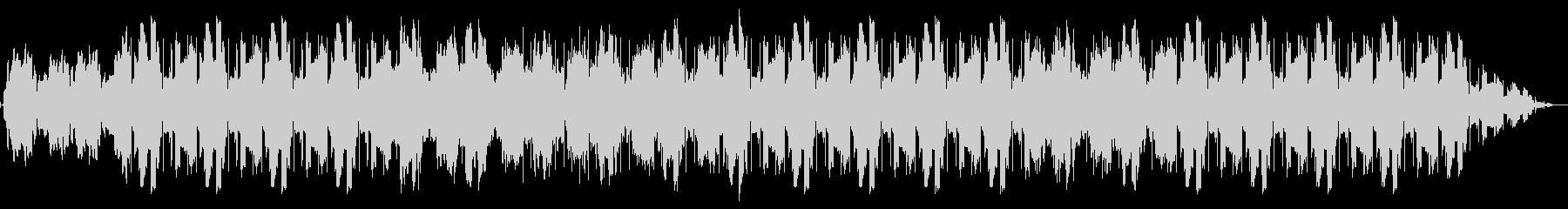 Reverse playback slow Lofi vague past's unreproduced waveform