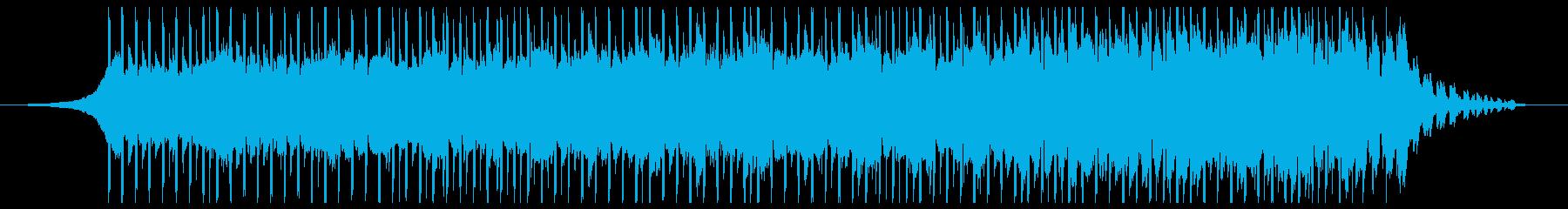 エレガンス(ショート)の再生済みの波形