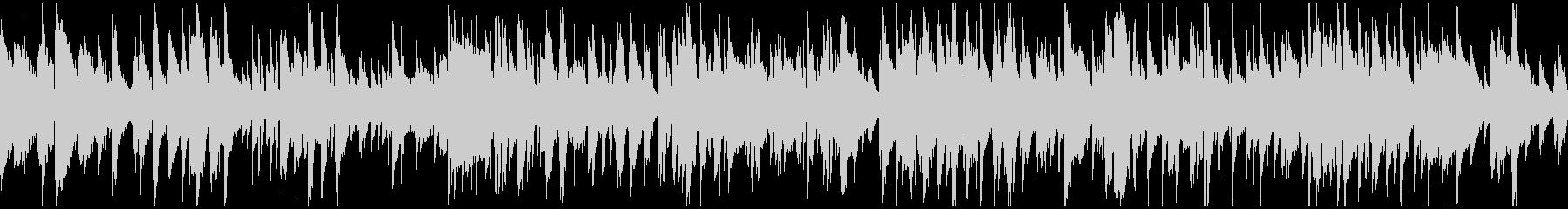 リラックス・ジャズ、ラウンジ ※ループ版の未再生の波形