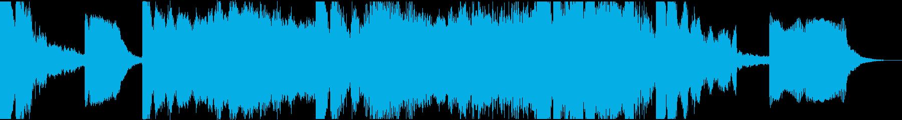 【映画シーン】 キナ臭い談合の再生済みの波形