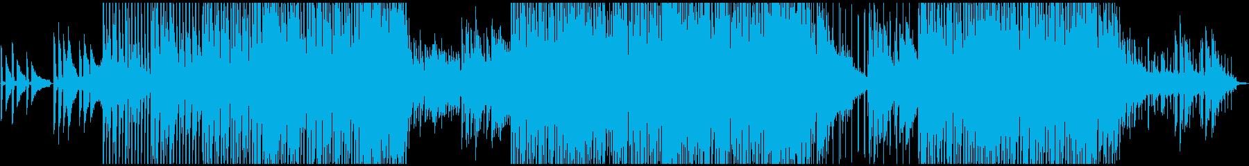 ハウス ダンス プログレッシブ ほ...の再生済みの波形