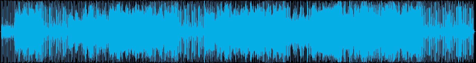 繰り返し聞いてしまうの再生済みの波形