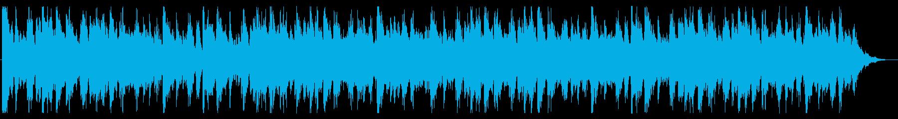 神秘的/サイケデリック_614_5の再生済みの波形