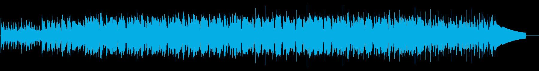 【ドラム抜】お散歩のようなわくわくポップの再生済みの波形