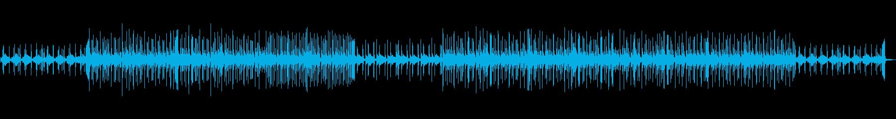 哀愁・チルアウト・切ない・ヒップホップの再生済みの波形