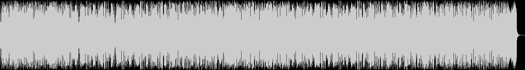 ドッキリ・パニック・楽しい・スカの未再生の波形