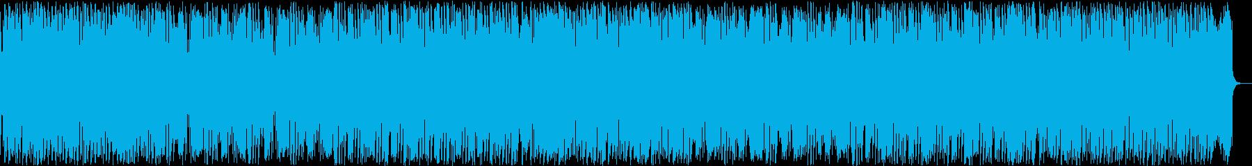ドッキリ・パニック・楽しい・スカの再生済みの波形