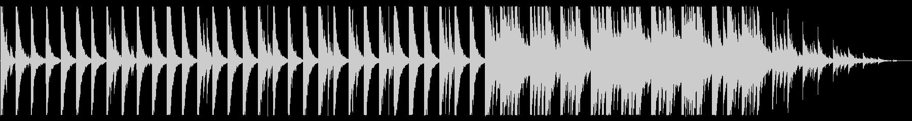 キラキラ/エレクトロニカ_No441_3の未再生の波形