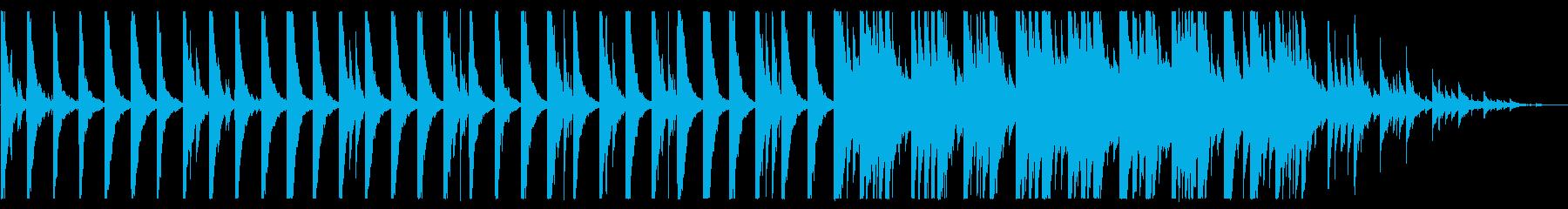 キラキラ/エレクトロニカ_No441_3の再生済みの波形
