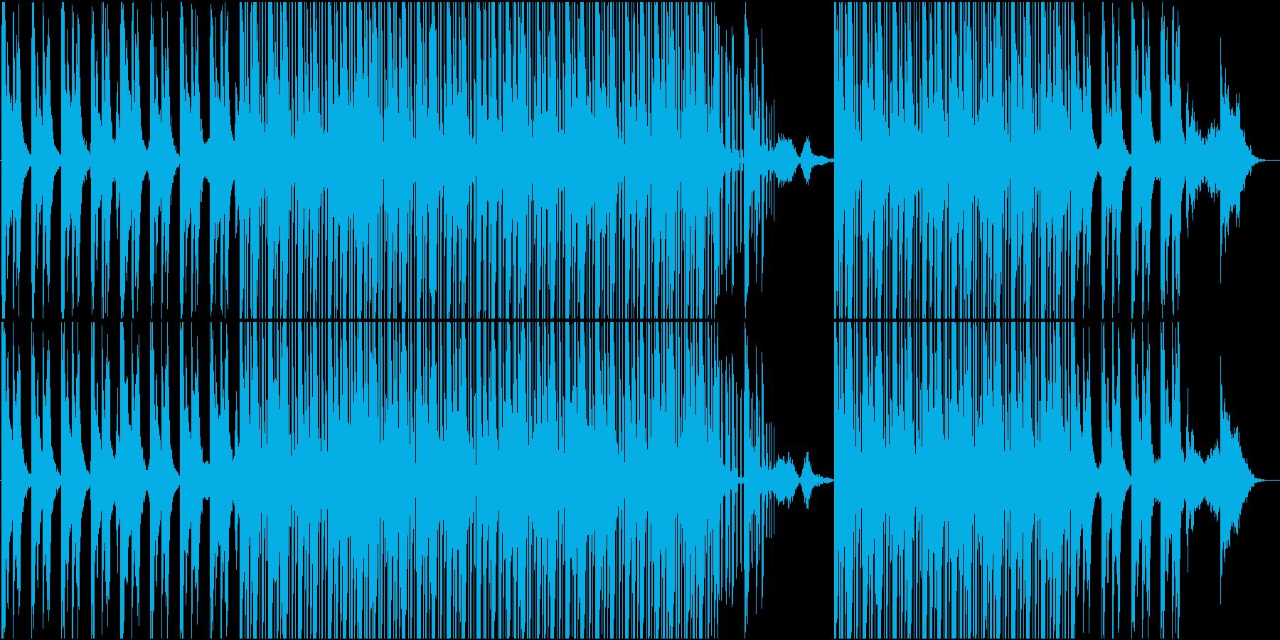 周囲のチルアウト溝。シンコペートさ...の再生済みの波形