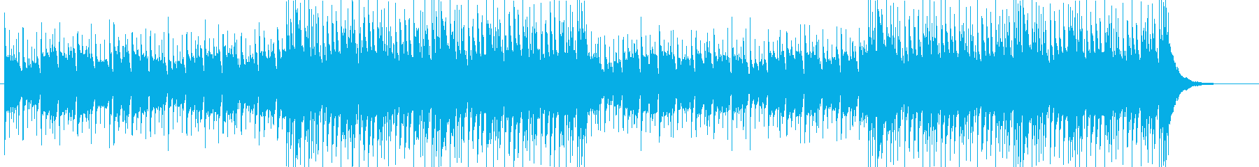 Happy Ukulele 18の再生済みの波形