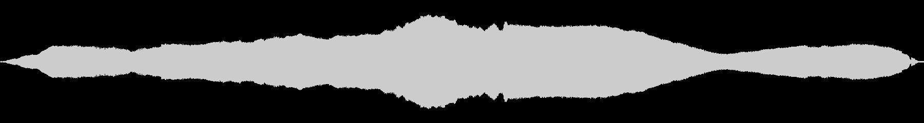 ウルフハウルシングル、ファジースタートの未再生の波形