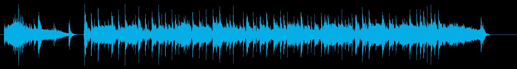 純和風のさくらさくら(イントロ有の再生済みの波形