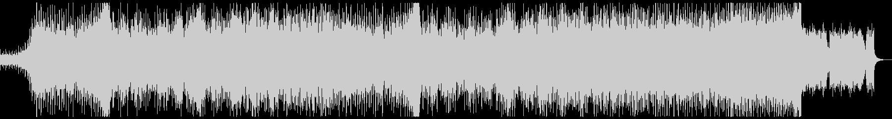 ひまわりをイメージした曲です。の未再生の波形