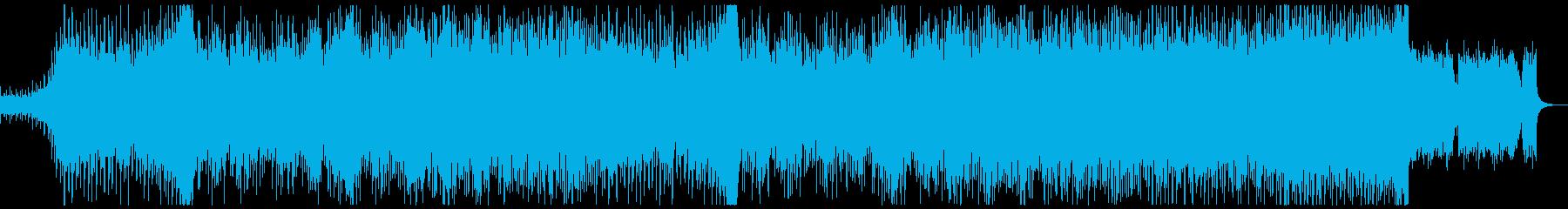 ひまわりをイメージした曲です。の再生済みの波形