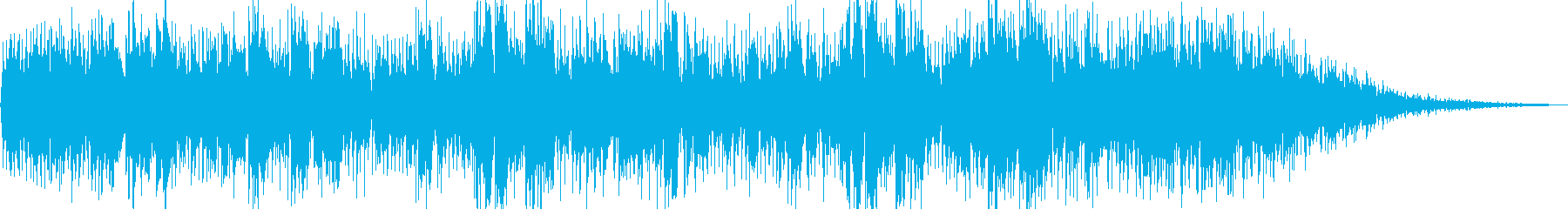 切ない雰囲気のフォークソングの再生済みの波形