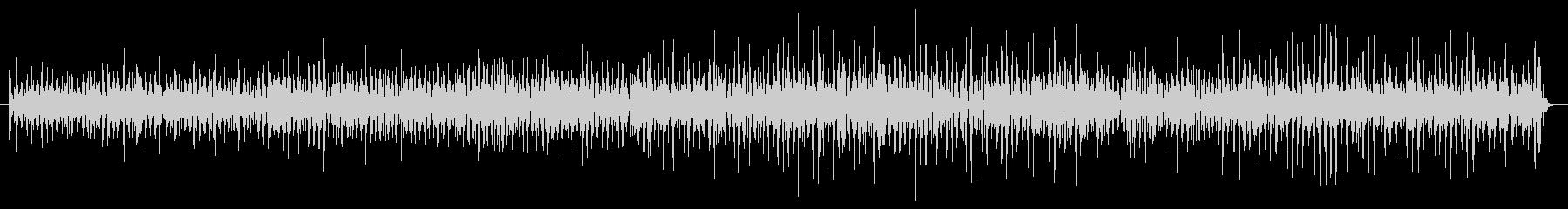 カラカラ ガラガラの未再生の波形