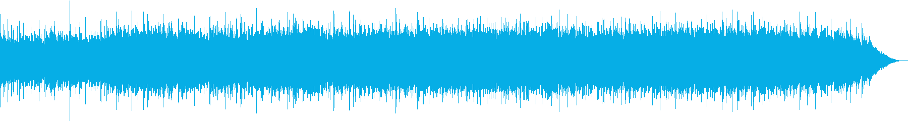 未知の険しい道に挑む様なロックサウンドの再生済みの波形