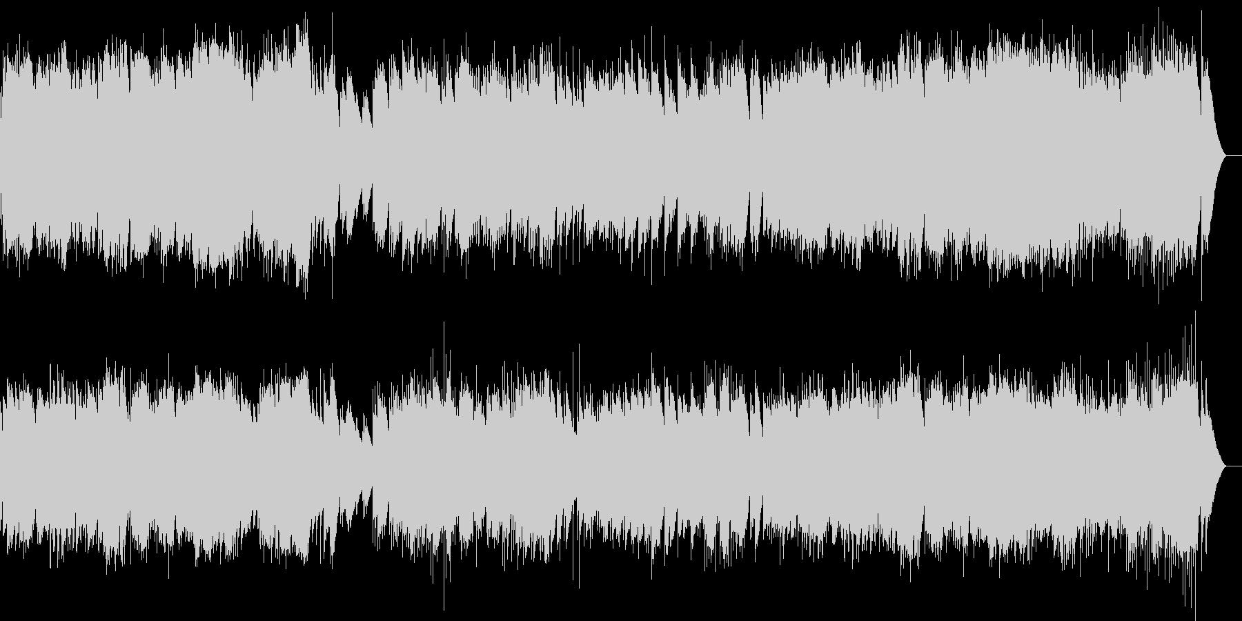 小組曲 4.バレエ(オルゴール)の未再生の波形