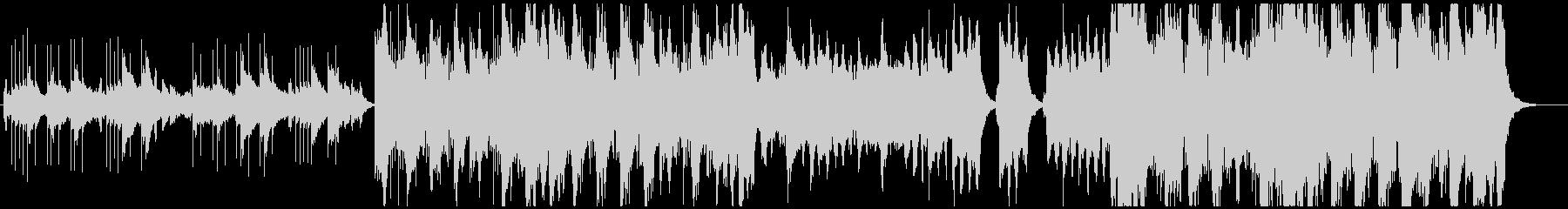 3拍子のハロウィン風オーケストラBGMの未再生の波形