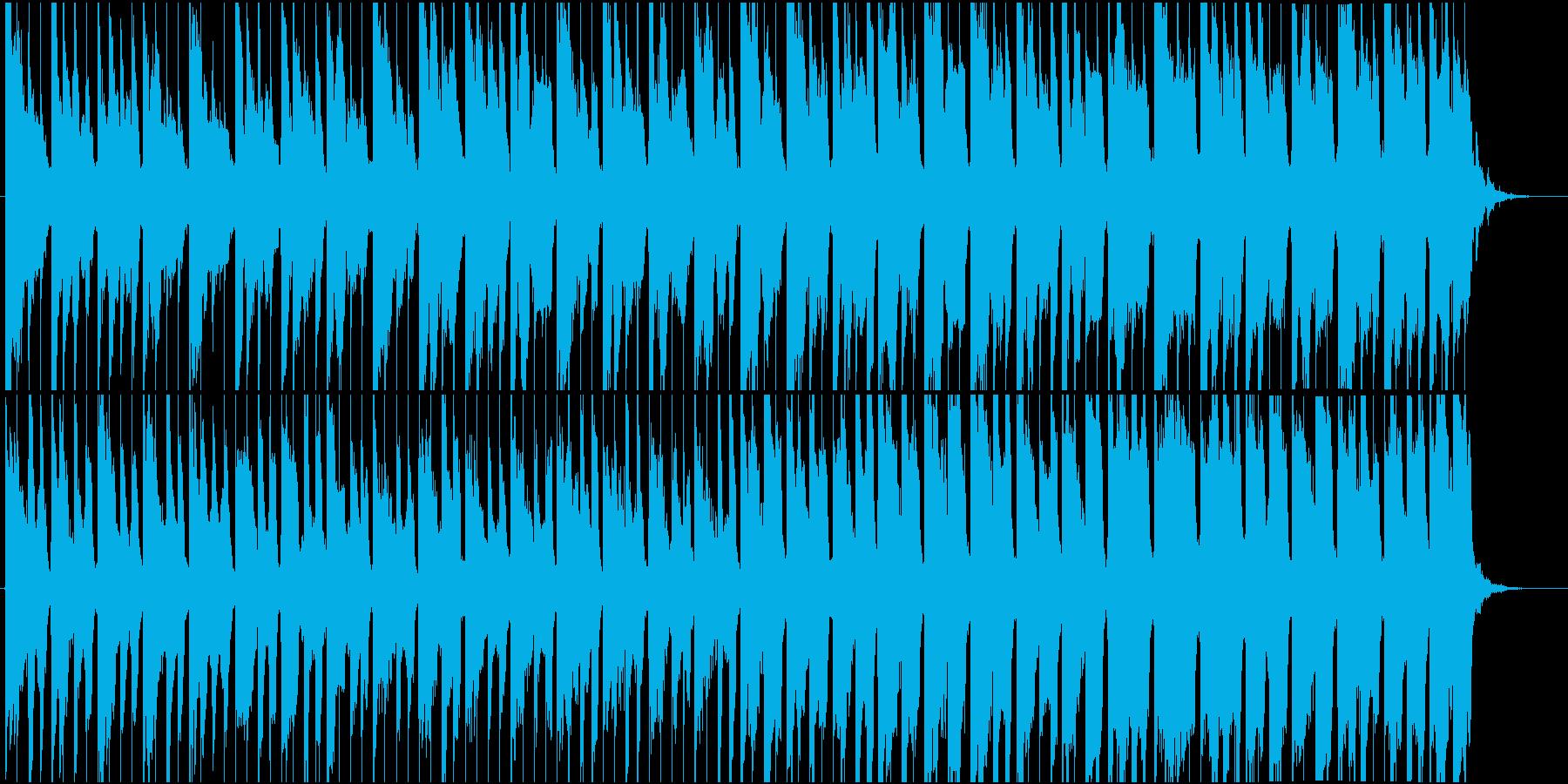キュートでポップな楽しい気分になる1曲の再生済みの波形