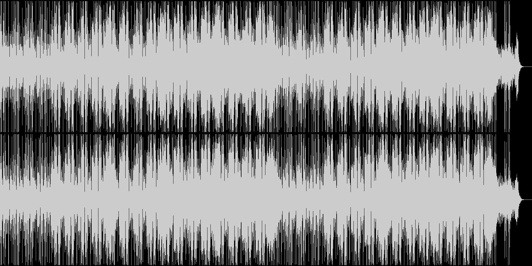 メロウなファンクミュージック!04の未再生の波形