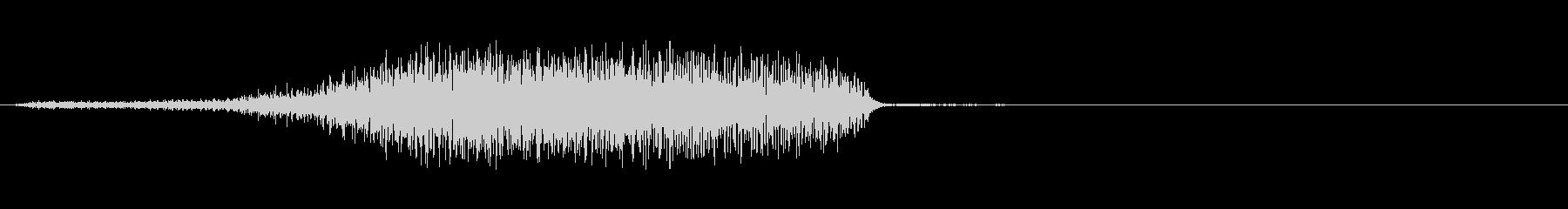 STEEL GUITAR:BIG ...の未再生の波形