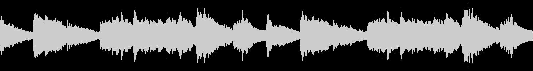 しっとりした雰囲気 (ループ仕様)の未再生の波形