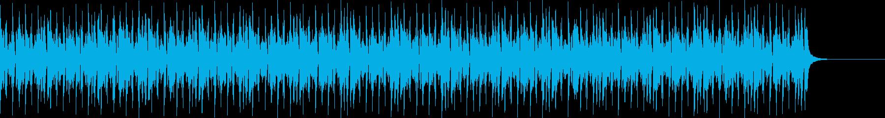 ゲーム曲みたいなアニメみたいな2の再生済みの波形
