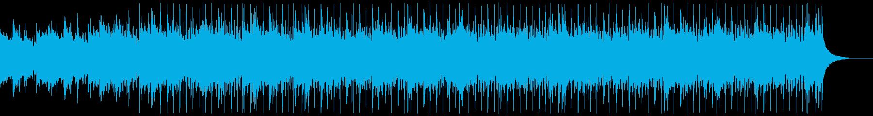 洋楽 ドラマチック おしゃれ 木製...の再生済みの波形