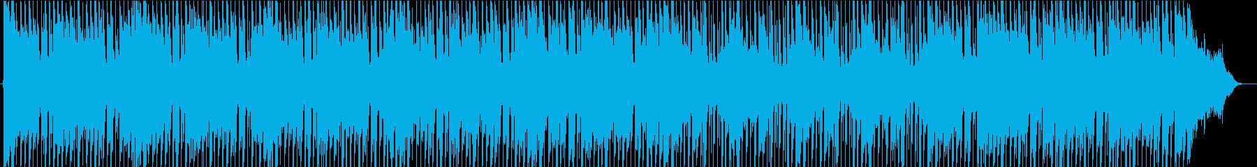 ディスコ・クラブ・都会・ナイトファンクの再生済みの波形