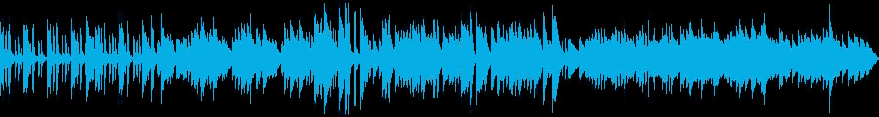 ピアノ演奏(ループ)あつ森風・軽快・冒険の再生済みの波形