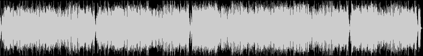 Donkey Walk_(A15)の未再生の波形