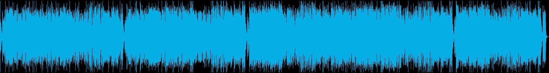 Donkey Walk_(A15)の再生済みの波形