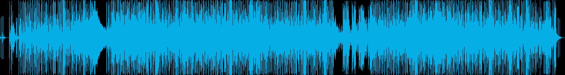 エレクトロニック 楽しげ お洒落 ...の再生済みの波形