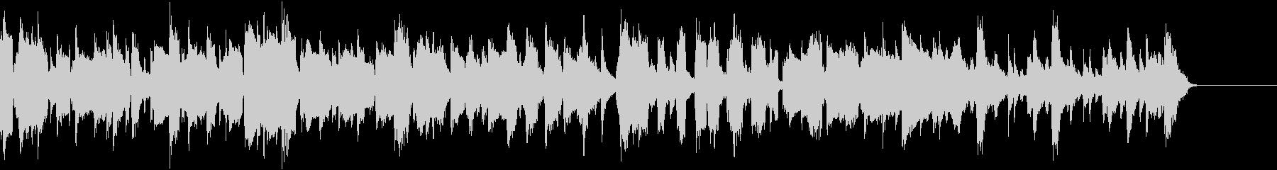 アイリッシュフィドルによるカントリー曲の未再生の波形
