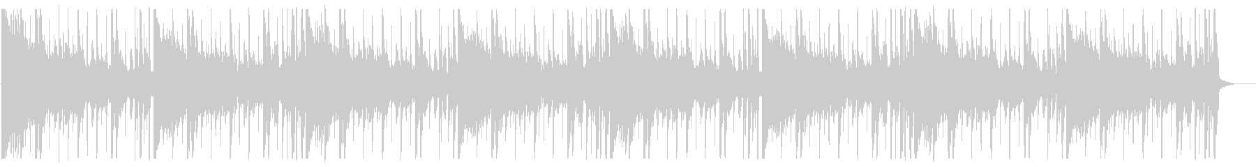 レトロ/夏_No595_5の未再生の波形