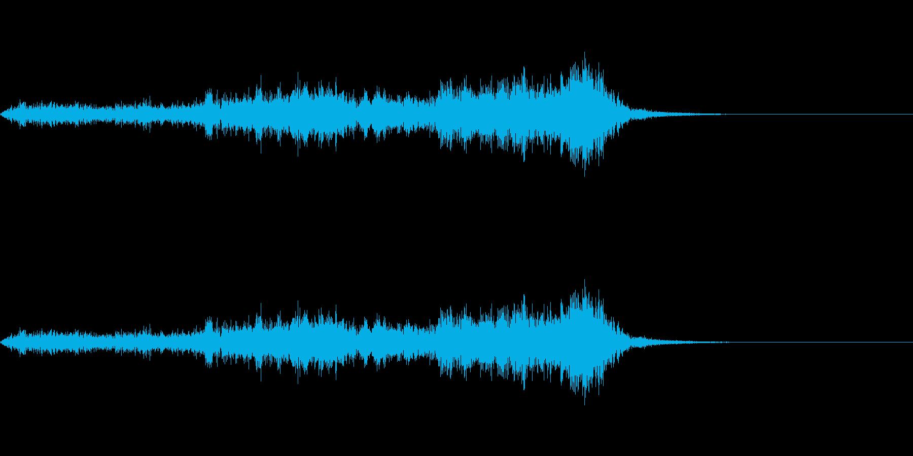 剣・抜く-13の再生済みの波形